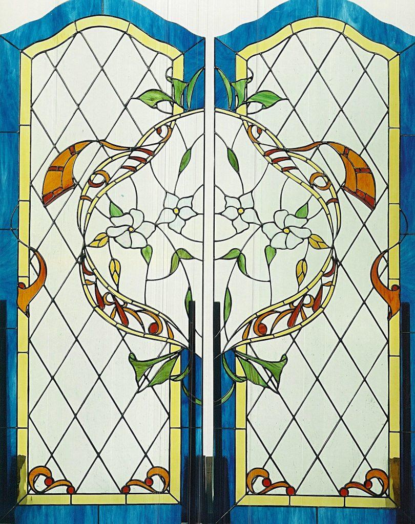 vidrieras modernas