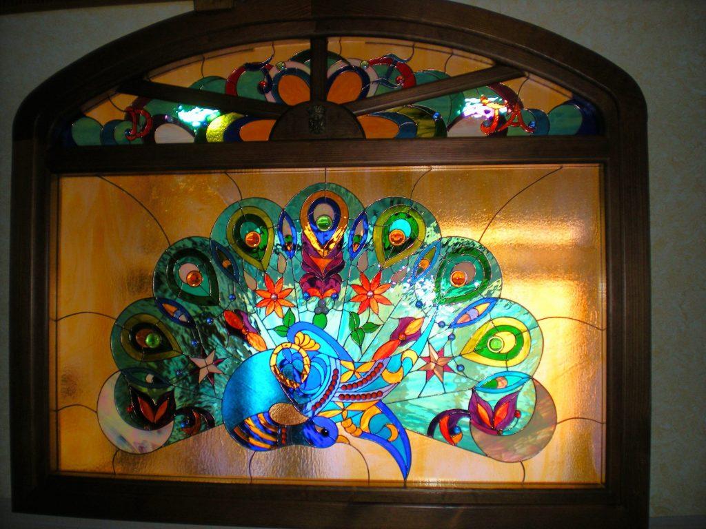 vidrieras para ventanas
